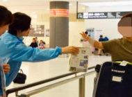 """韓国の反応「まだ日本旅行に行く人がいるんだね、北海道の空港に韓国人を歓迎するパンフレット""""来てくれありがとう""""」"""