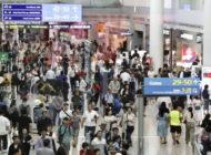 海外の反応「ありがとう韓国、これ以上韓国人は必要ない、8月に日本を訪れた韓国人観光客が半減」
